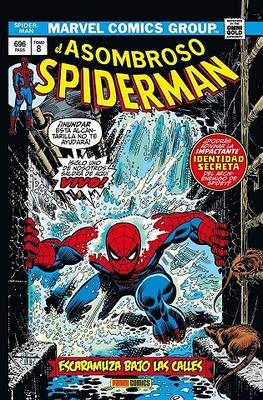 Marvel Gold. El Asombroso Spiderman 8  Escaramuza bajo las calles