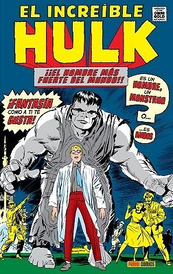 Marvel Gold. El Increíble Hulk 1