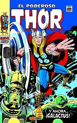 Marvel Gold. El Poderoso Thor 4