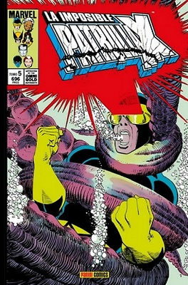 Marvel Gold. La Imposible Patrulla-X   5