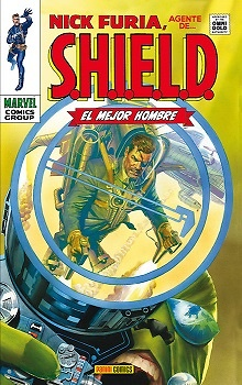 Marvel Gold. Nick Furia: Agente de SHIELD 1