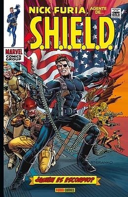 Marvel Gold. Nick Furia Agente de SHIELD nº 2