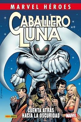 Marvel Héroes 65  Caballero Luna 1: Cuenta atrás hacia la oscuridad