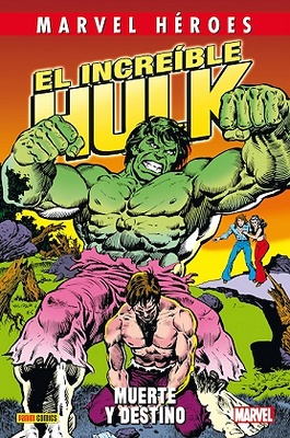 Marvel Héroes 67  El increíble Hulk Muerte y Destino