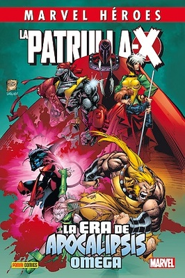Marvel Héroes 73  La Patrulla-X La Era de Apocalipsis - Omega