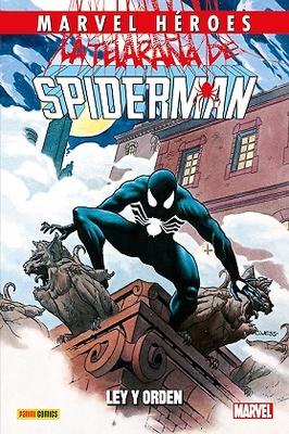 Marvel Héroes 77  La Telaraña de Spiderman 1 Ley y orden