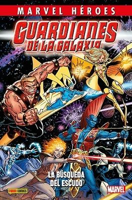Marvel Héroes 79  Guardianes de la Galaxia 1: La búsqueda del escudo