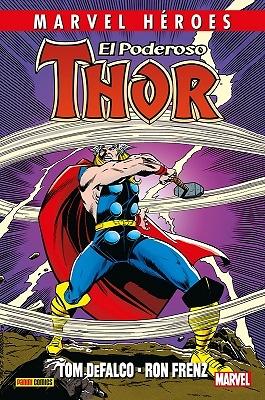 Marvel Héroes 83  El poderoso Thor de DeFalco y Frenz 1