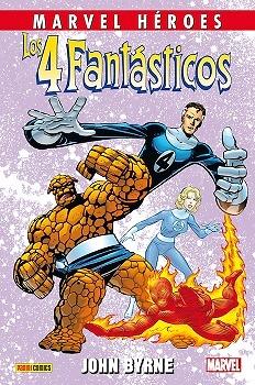 Marvel Héroes nº 60  Los 4 Fantásticos de John Byrne nº 2