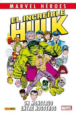 Marvel Héroes nº 63  El Increíble Hulk Un monstruo entre nosotros