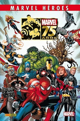 Marvel Héroes nº 66  Marvel 75 Años La Era Moderna