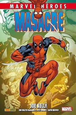 Marvel Héroes nº 70  Masacre de Joe Kelly nº 2