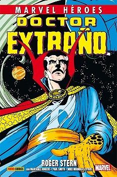 Marvel Héroes nº 75  Doctor Extraño de Roger Stern
