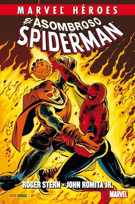 Marvel Heroes nº 44 El asombroso Spiderman de Roger Stern y John Romita Jr.