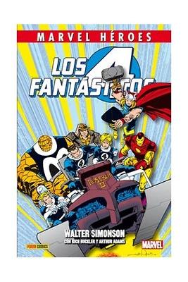 Marvel Heroes nº 45 Los 4 Fantasticos de Walter Simonson