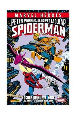 Marvel Heroes nº 52  Peter Parker El Espectacular Spiderman Noches de Nueva York