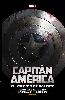 Marvel Integral Capitán America El soldado de invierno