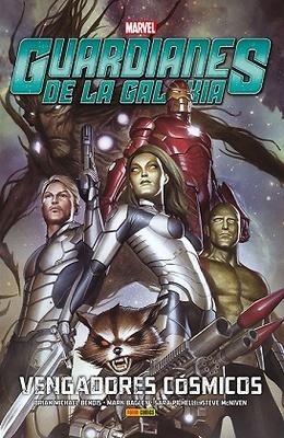 Marvel Integral. Guardianes de la Galaxia: Vengadores Cósmicos