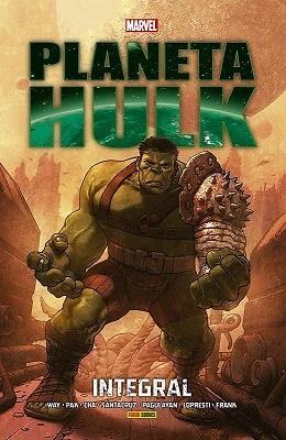 Marvel Integral. Planeta Hulk