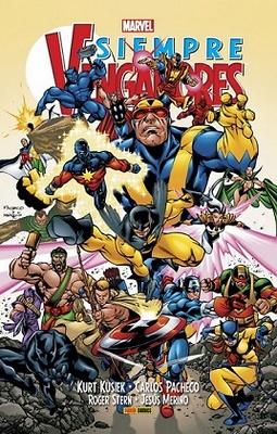 Marvel Integral. Siempre Vengadores