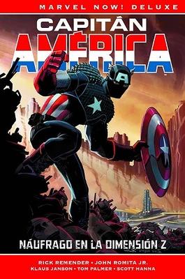 Marvel Now! Deluxe. Capitán América de Rick Remender   1