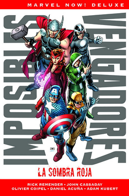 Marvel Now! Deluxe. Imposibles Vengadores  nº 1