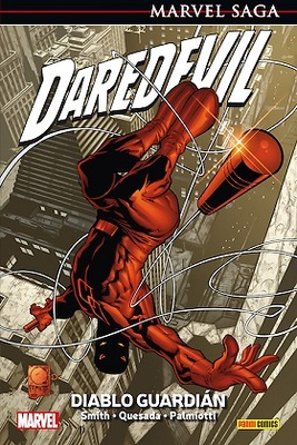 Marvel Saga 1 Daredevil 1  Diablo Guardián