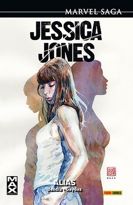 Marvel Saga 2 Jessica Jones 1