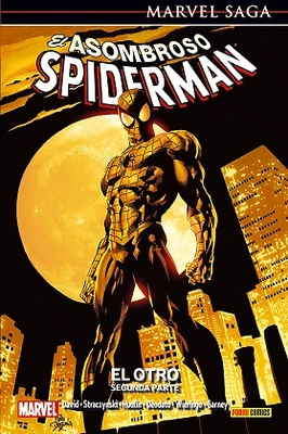 Marvel Saga 25. El Asombroso Spiderman nº 10