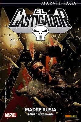 Marvel Saga 26 El Castigador nº 4