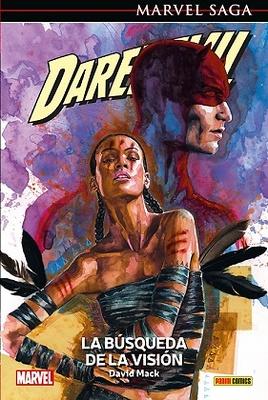 Marvel Saga 28 Daredevil 9 La búsqueda de la visión