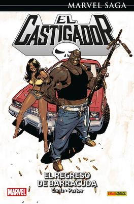 Marvel Saga 42. El Castigador 8