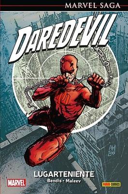 Marvel Saga nº 13 Daredevil nº 5  Lugarteniente