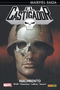 Marvel Saga nº 14 El Castigador nº 1