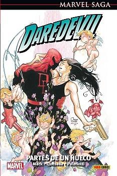Marvel Saga nº 5 Daredevil nº 2  Partes de un hueco