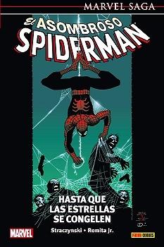 Marvel Saga nº 6 El Asombroso Spiderman nº 2  Hasta que las estrellas se congelen