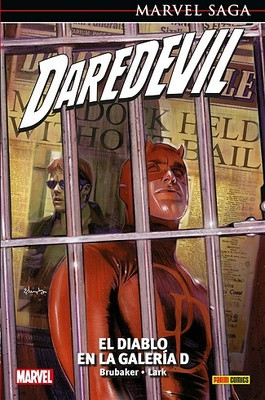 Marvel Saga. Daredevil 15