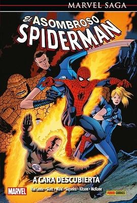 Marvel Saga. El Asombroso Spiderman  21