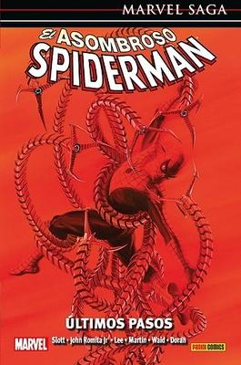 Marvel Saga. El Asombroso Spiderman 23