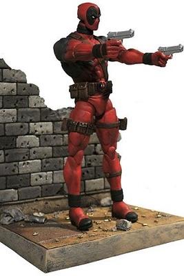 Marvel Select Figura Deadpool 18 cm