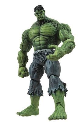 Marvel Select Figura Unleashed Hulk 18 cm