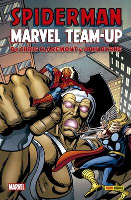 Marvel Team-Up de Chris Claremont y John Byrne