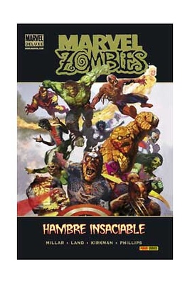 Marvel Zombies: Hambre insaciable