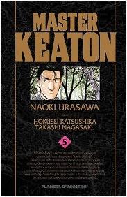 Master Keaton nº 5
