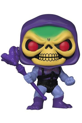 Masters of the Universe POP! Television Vinyl BATTLE ARMOR SKELETOR