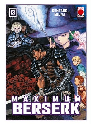 Maximum Berserk   13