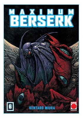 Maximum Berserk   6