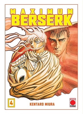 Maximum Berserk  nº 4