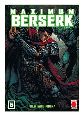 Maximum Berserk  nº 5
