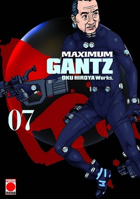 Maximum Gantz   7